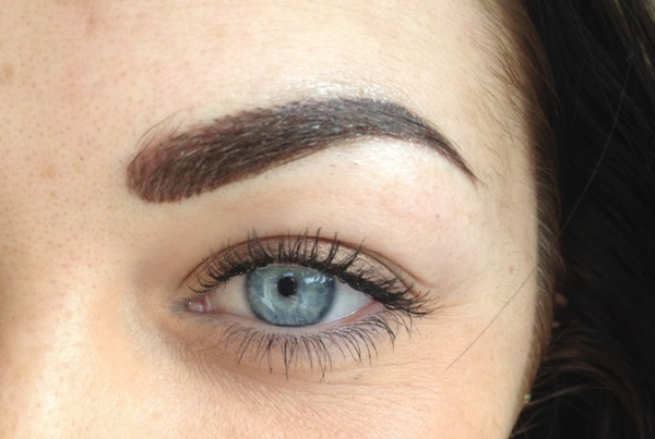 Combination eyebrows, Manchester