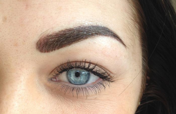 Combination eyebrows Combination Eyebrows Permanent